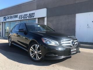 Used 2014 Mercedes-Benz E-Class E 250 BlueTEC-4MATIC for sale in Toronto, ON