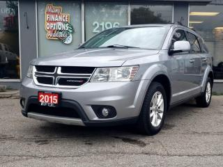 Used 2015 Dodge Journey FWD 4DR SXT for sale in Bowmanville, ON