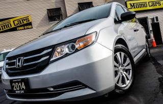 Used 2014 Honda Odyssey Back up Camera/Accident free! Only $151/Biweekly! for sale in St. Catharines, ON