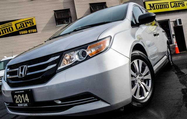 2014 Honda Odyssey Back up Camera/Accident free! Only $151/Biweekly!