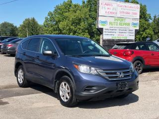 Used 2014 Honda CR-V LX for sale in Komoka, ON