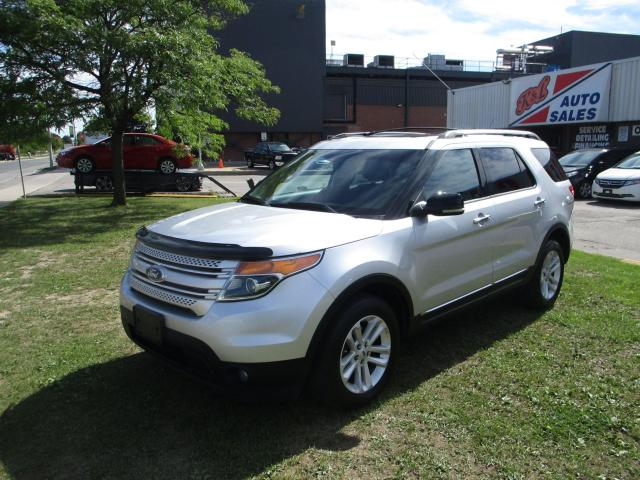 2013 Ford Explorer XLT ~ AWD ~ 7 PASS. ~ PANORAMIC ROOF ~ NAVIGATION