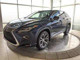 Used 2016 Lexus RX 350 Executive | 360 Cameras | HUD | Adaptive Cruise | No Accidents for sale in Edmonton, AB