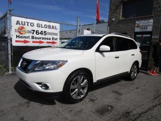 Used 2015 Nissan Pathfinder 4 portes, 4 RM, Platinum SL for sale in Montréal, QC