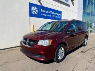 Used 2017 Dodge Grand Caravan SXT 4dr FWD Passenger Van for sale in Edmonton, AB