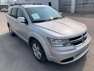 Used 2012 Dodge Journey SE Plus for sale in Harriston, ON