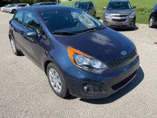 Used 2012 Kia Rio LX for sale in Waterloo, ON