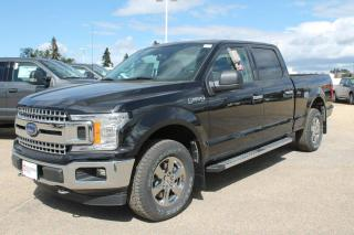New 2020 Ford F-150 XLT 300A, 4X4 Supercrew, 3.5L V6 Ecoboost, Auto Start/Stop, Cruise Control, Pre-Collision Assist, Rear View Camera, Remote Keyless Entry, Trailer Tow Package for sale in Edmonton, AB