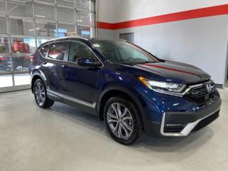 New 2020 Honda CR-V Touring 4dr AWD Sport Utility for sale in Red Deer, AB