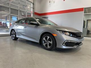 New 2020 Honda Civic SEDAN LX for sale in Red Deer, AB