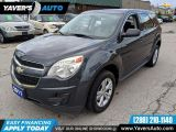 Photo of Gray 2011 Chevrolet Equinox