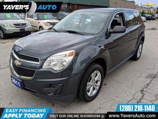 Used 2011 Chevrolet Equinox LS for sale in Hamilton, ON