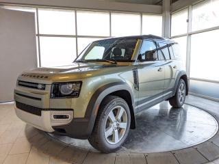 New 2020 Land Rover Defender First Edition for sale in Edmonton, AB