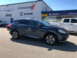 Used 2016 Nissan Murano SL for sale in Aylmer, ON