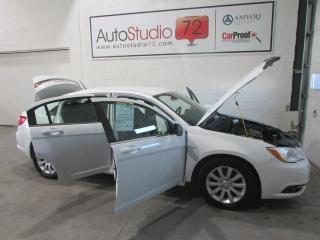 Used 2011 Chrysler 200 AUTOMATIQUE**SIÈGES CHAUFFANTS**CRUISE for sale in Mirabel, QC