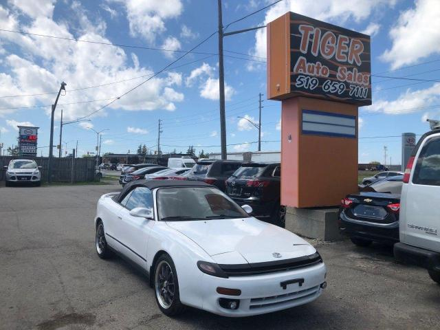 1993 Toyota Celica GT**CONVERTIBLE**RUNS&DRIVES GREAT**AS IS