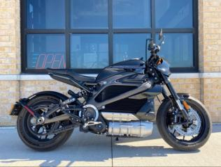 Used 2020 Harley-Davidson livewire