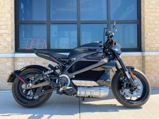 New 2020 Harley-Davidson livewire