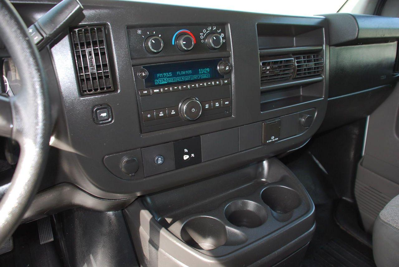 2015 GMC Savana 2500