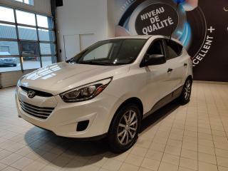 Used 2014 Hyundai Tucson GL **AUTOMATIQUE** JAMAIS ACCIDENTÉ ** for sale in St-Eustache, QC