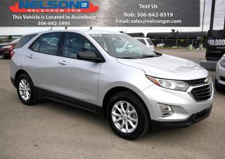 Used 2019 Chevrolet Equinox LS for sale in Avonlea, SK
