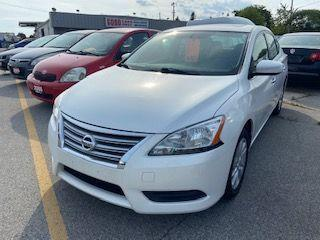 Used 2013 Nissan Sentra SV for sale in Burlington, ON