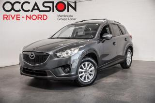 Used 2013 Mazda CX-5 GS AWD TOIT.OUVRANT+SIEGES.CHAUFFANTS for sale in Boisbriand, QC