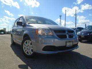 Used 2016 Dodge Grand Caravan SXT STOW & GO 7 PASS B-CAMERA B-TOOTH  SAFETY for sale in Oakville, ON