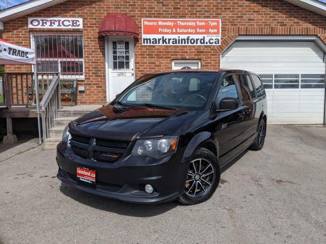 2014 Dodge Grand Caravan SE DVD Back Up Cam Remote Start Blackout Edition