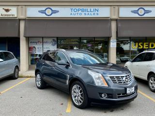 Used 2013 Cadillac SRX Performance pkg, 2 Years Warranty for sale in Vaughan, ON
