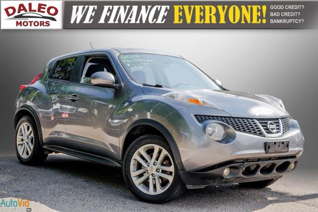 2014 Nissan Juke SL / LEATHER / MOONROOF / NAVI / BACKUP CAM / Photo1