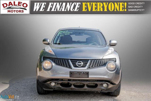 2014 Nissan Juke SL / LEATHER / MOONROOF / NAVI / BACKUP CAM / Photo3