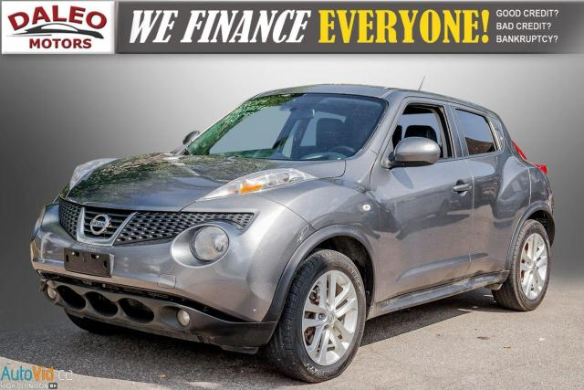 2014 Nissan Juke SL / LEATHER / MOONROOF / NAVI / BACKUP CAM / Photo4