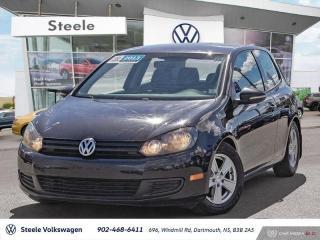 Used 2013 Volkswagen Golf TRENDLINE for sale in Dartmouth, NS