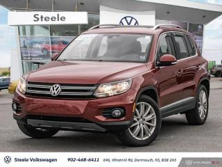 Used 2014 Volkswagen Tiguan Highline for sale in Dartmouth, NS