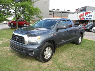Used 2008 Toyota Tundra SR5 ~ TRD ~ 4WD ~ SAFETY INCLUDED for sale in Toronto, ON