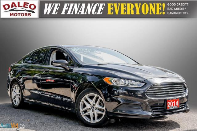 2014 Ford Fusion SE / HEATED SEATS /PDC / NAVI / BACK UP CAM /