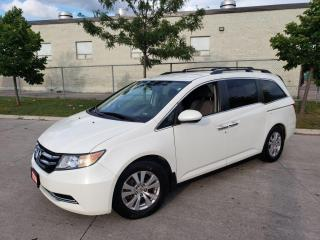 Used 2014 Honda Odyssey EX, 8 Pass, DVD, P/ Door, 3/Y Warranty availa for sale in Toronto, ON