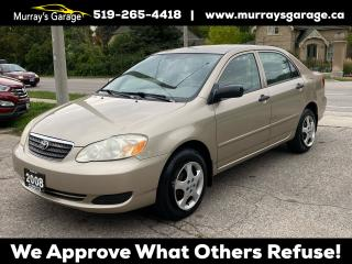Used 2008 Toyota Corolla CE for sale in Guelph, ON