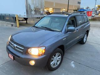 Used 2006 Toyota Highlander Limited, 7 Pass, AWD, 3/Y Warranty Availa for sale in Toronto, ON