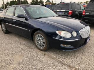 Used 2008 Buick Allure CXL, LOW KMS, 3 YR WARRANTY, CERTIFIED for sale in Woodbridge, ON