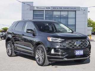 Used 2019 Ford Edge Titanium NAV | ROOF | ADAPTIVE CRUISE for sale in Winnipeg, MB