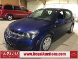 Photo of Blue 2008 Saturn Astra