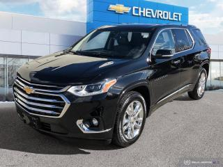 Used 2018 Chevrolet Traverse High Country FLASH SALE / CALL FOR MORE DETAILS... for sale in Winnipeg, MB