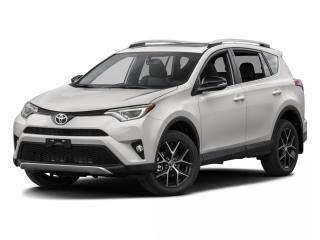 Used 2016 Toyota RAV4 se for sale in Winnipeg, MB