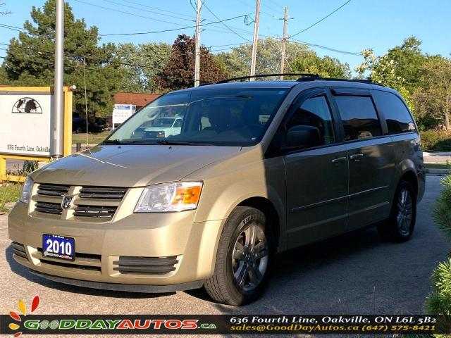 2010 Dodge Grand Caravan SE|NO ACCIDENT|BLUETOOTH|CRUISE CONTROL|CERTIFIED