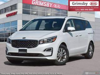 New 2021 Kia Sedona LX|8PASS|APPLE CARPLAY|PARKING SENSORS|REAR AIR for sale in Grimsby, ON