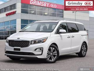 New 2020 Kia Sedona for sale in Grimsby, ON