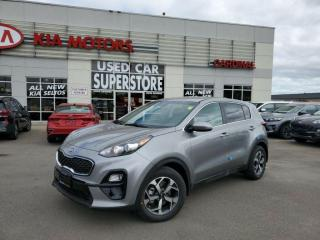 New 2021 Kia Sportage LX FWD - 8 Audio Display, Heated Front Seats for sale in Niagara Falls, ON