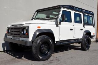 Used 2002 Land Rover Defender 110 Td5 Diesel 4x4 for sale in Vancouver, BC